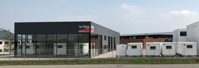 EASY WAGON Nordensvej 1, 7000 Fredericia